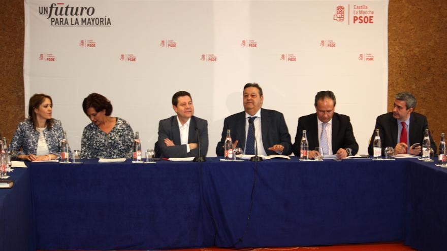 Ejecutiva regional del PSOE de Castilla-a Mancha