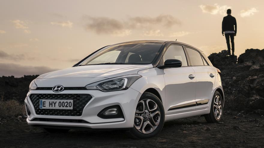 El nuevo Hyundai i20 se reinventa con un equipamiento más atrevido y atractivo.