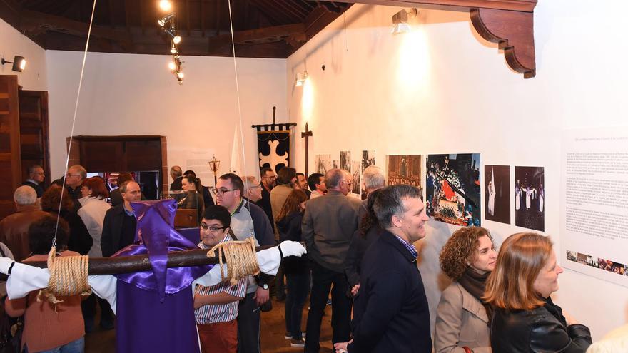 Exposición conmemorativa del 60 aniversario de la Cofradía La Pasión en la Casa de Salazar.