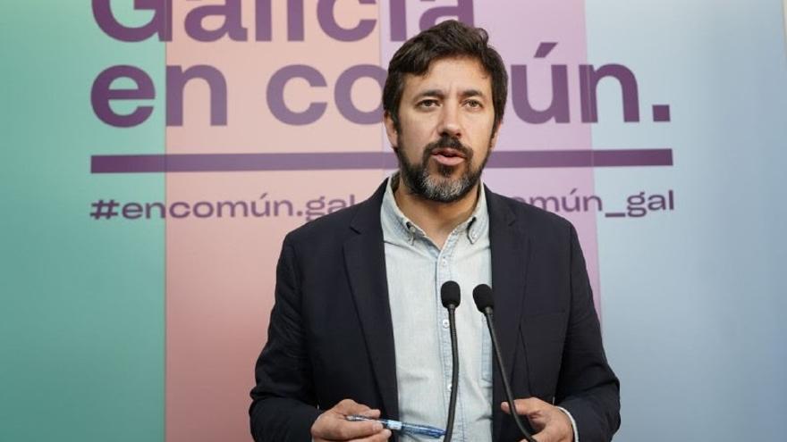 """Gómez-Reino critica que Feijóo se enfrente a la COVID """"desde la soledad de una mayoría absoluta caducada"""""""