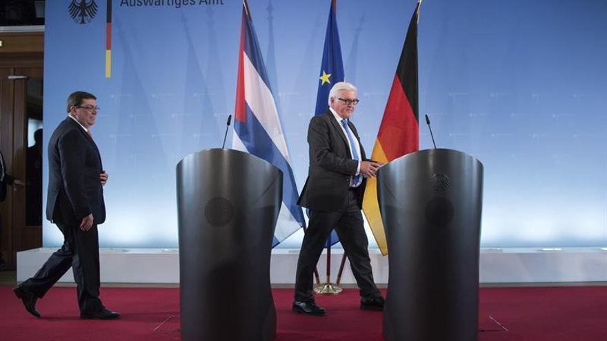 """Cuba y Alemania sellarán con un """"acuerdo cultural"""" su nueva etapa bilateral"""