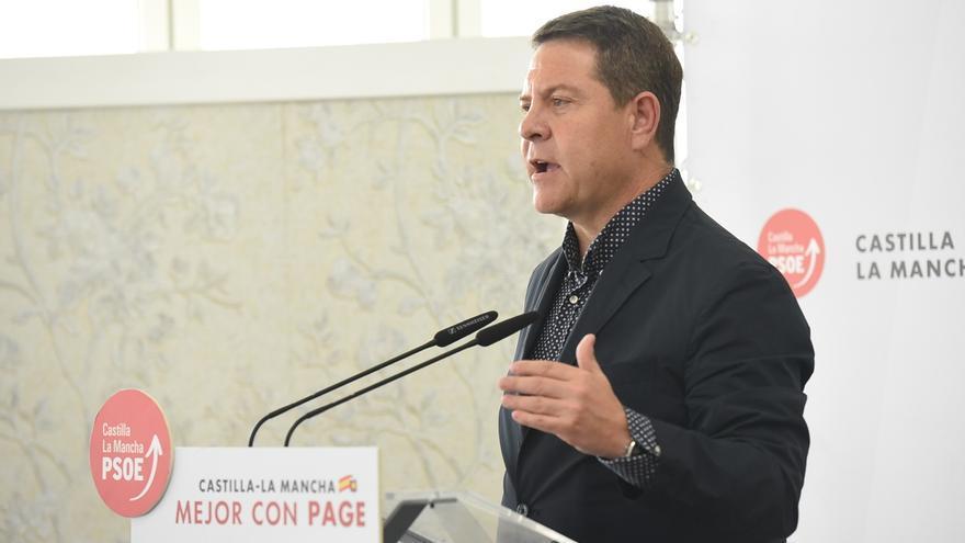 """Page cree que la petición de Cs de renegar de las políticas de Sánchez """"no tiene encaje moral"""""""