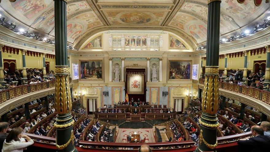 El Congreso intenta hoy la unidad en torno a la violencia de género