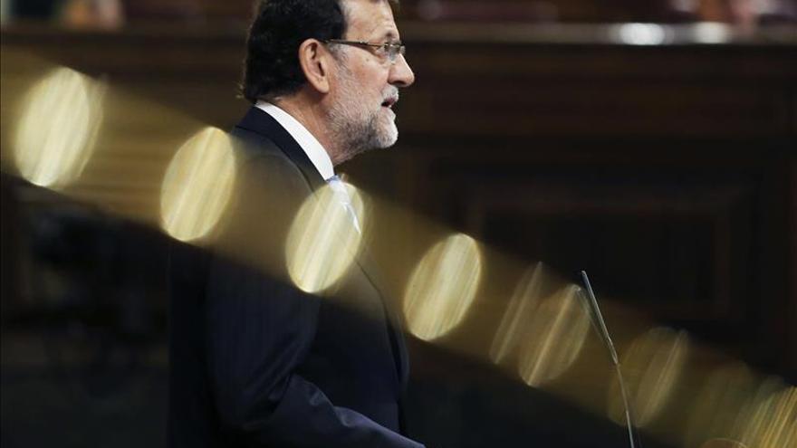 Rajoy dice que hay cambio de tendencia económica y ahora hay que perseverar