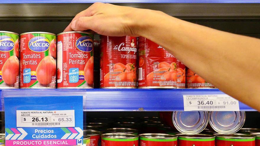 Aunque con una leve desaceleración, los alimentos seguirán empujando la inflación en febrero