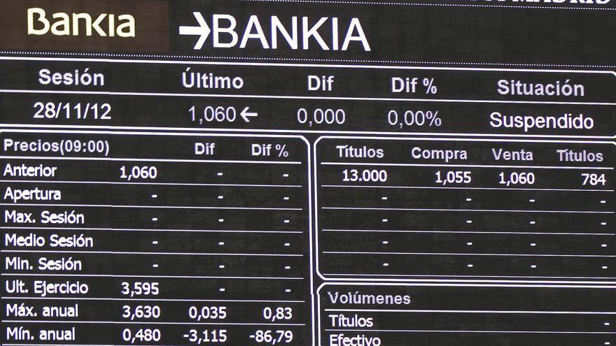 Bankia prescindir de empleados y m s de for Oficinas de bankia en murcia
