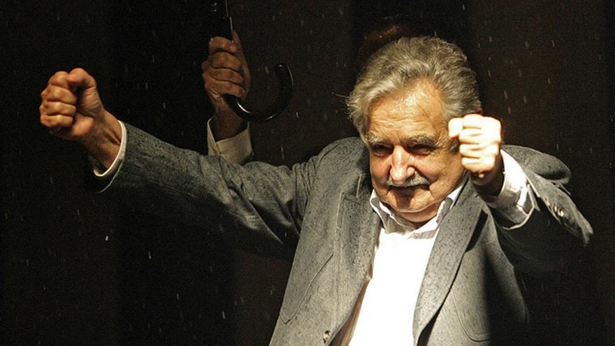 El expresidente de Uruguay José Mújica