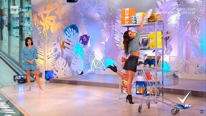 Consejos para cómo seducir en el supermercado, según la RAI