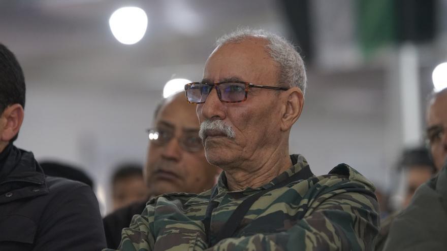 Archivo - Brahim Gali, presidente de la RASD y secretario general del Frente Polisario