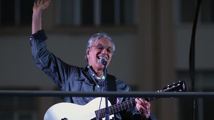 El Tropicalismo de Caetano Veloso y Gilberto Gil conmemora sus 50 años