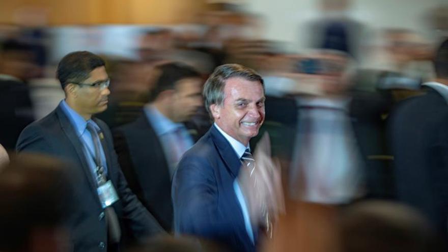 """El Gobierno de Bolsonaro destituirá a los funcionarios con ideas """"comunistas"""""""