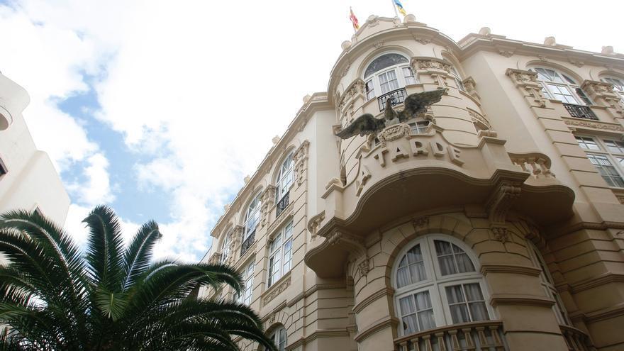 Sede de la Audiencia de Cuentas de Canarias