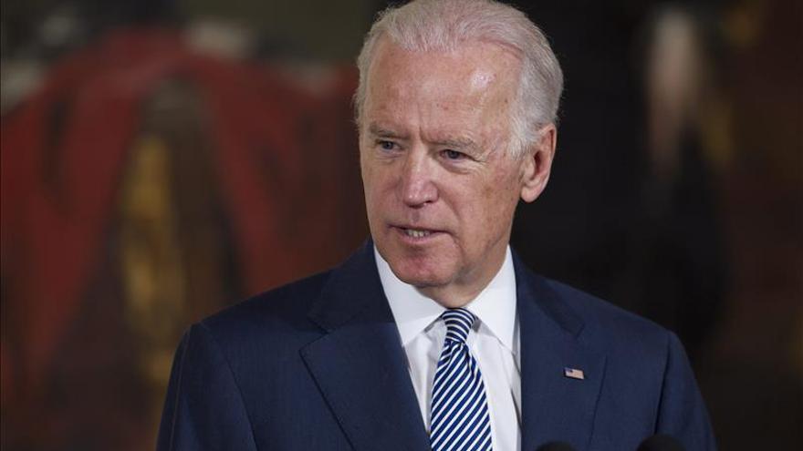 Biden intenta calmar a Al Abadi tras el polémico comentario del jefe del Pentágono