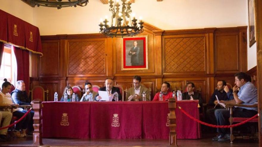 Pleno de San Sebastián de La Gomera (Gomera Noticias)