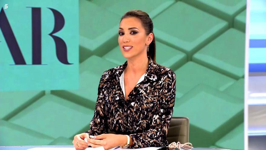 Patricia Pardo en 'El Programa de AR'