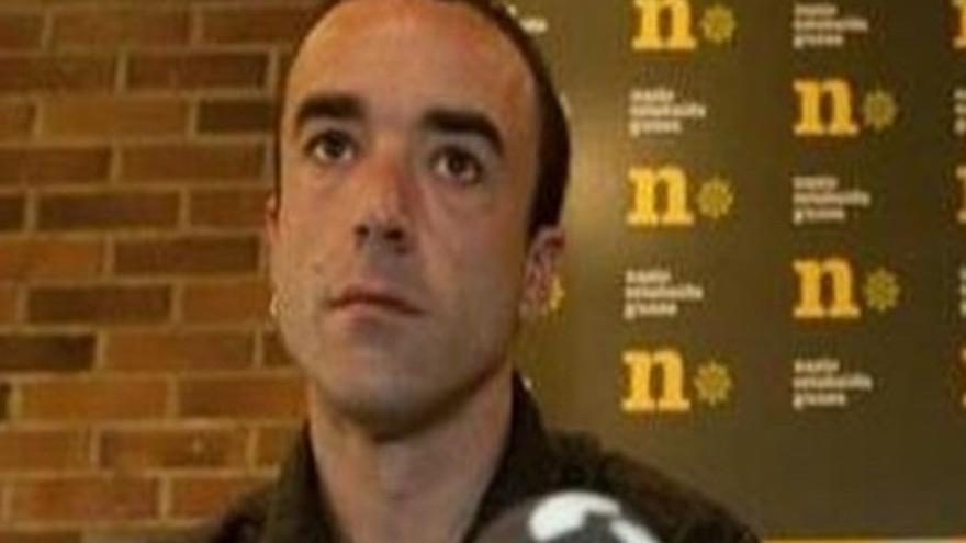 Mikel Irastorza ingresa en una prisión de Francia al ser acusado de un delito de terrorismo