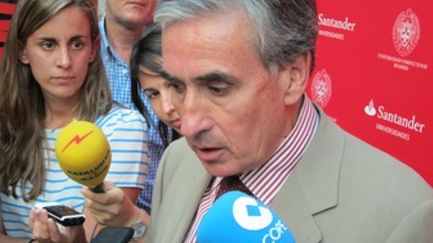 Ramón Jáuregui, En Los Cursos De Verano De El Escorial