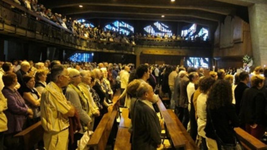 Funeral Por Manolo Preciado En Santander