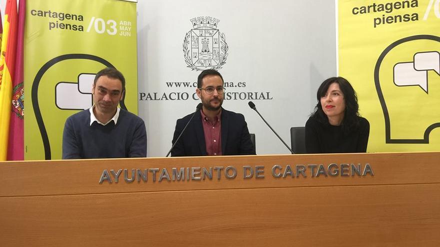 Programa de actividades de Cartagena Piensa