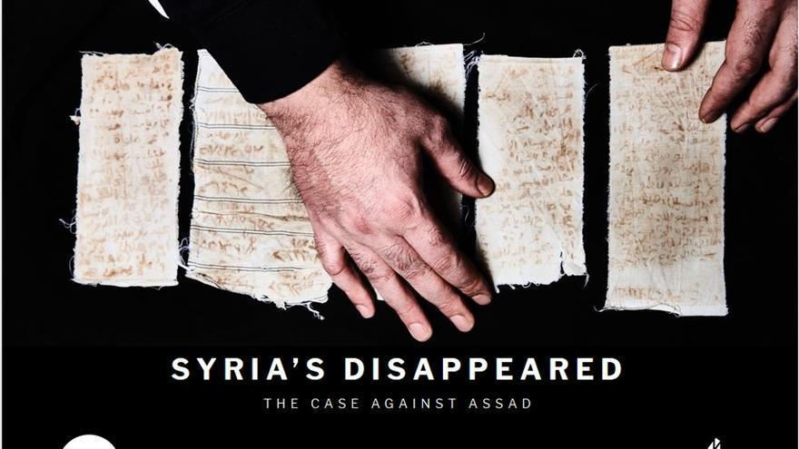 Los desaparecidos de Siria