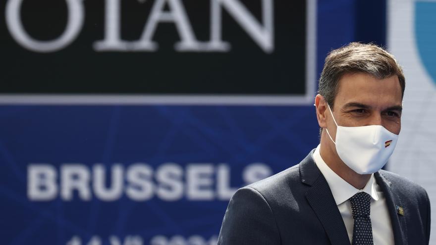 Sánchez se reunirá en la OTAN con Biden, Johnson, Trudeau y Erdogan