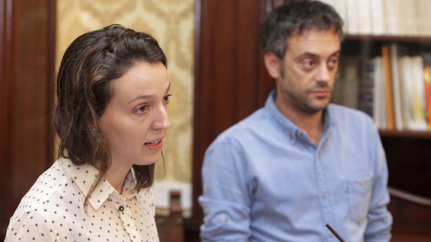 Silvia Cameán y Xulio Ferreiro