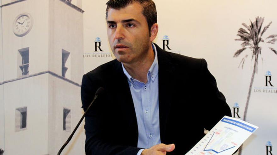 Manuel Domínguez, alcalde del PP en Los Realejos, con mayoría absoluta de 14 concejales