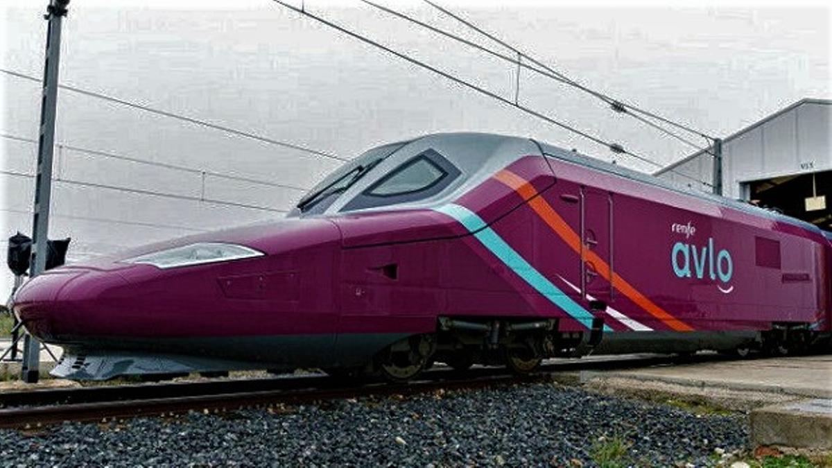 Tren Avlo