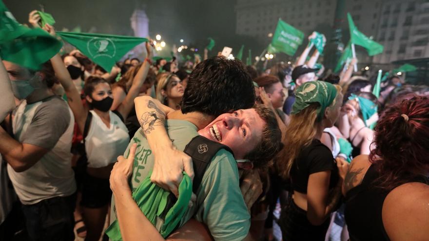 El aborto ya es legal en la Argentina