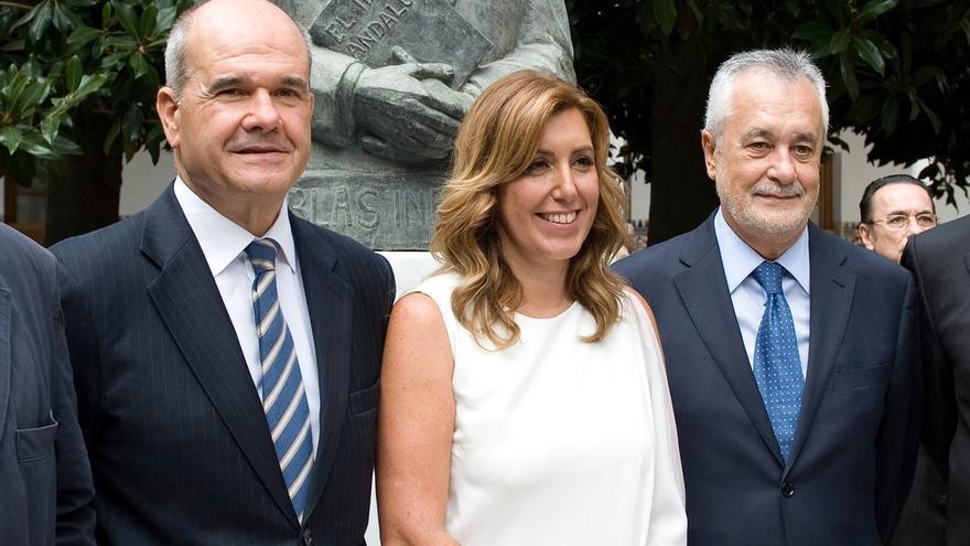 Un informe del letrado rechaza que el Parlamento pueda reprobar a los gobiernos de Díaz, Griñán y Chaves por los ERE