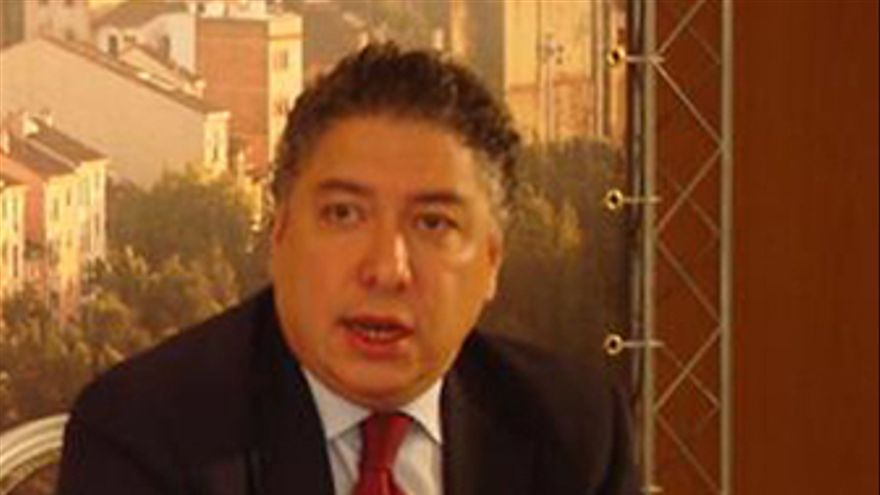 Tomás Burgos, miembro del PP en el Pacto de Toledo