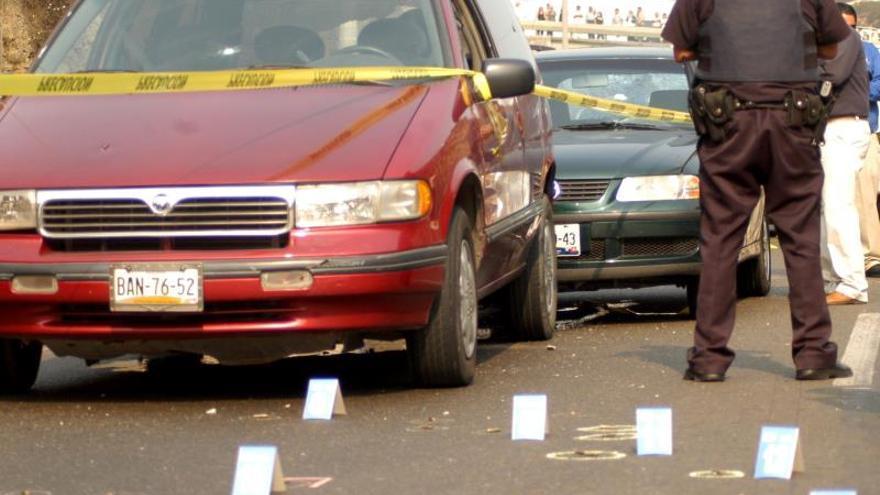 Cuatro muertos por disparos en una ciudad fronteriza del norte de México