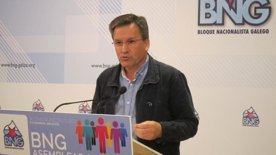 """El BNG estudia una """"candidatura de gran espectro"""" de cara a las generales para una representación """"potente"""" en Madrid"""