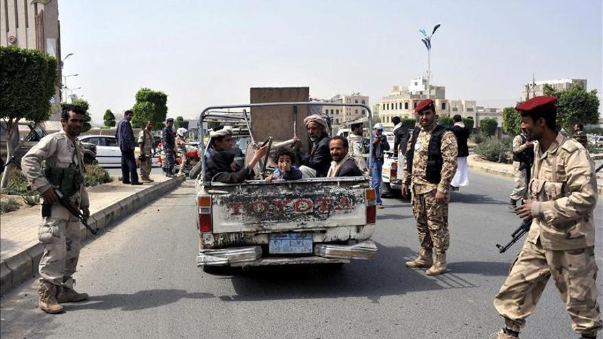 Mueren tres supuestos miembros de Al Qaeda en un ataque aéreo en Yemen
