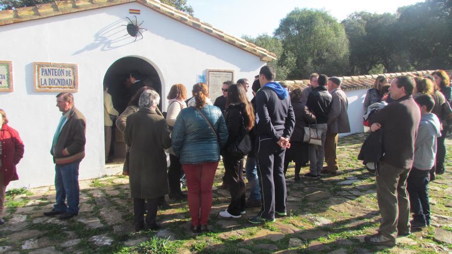 Identificadas 13 de las 28 personas cuyos restos se exhumaron en 2012 de las fosas del Marrufo, en Jerez