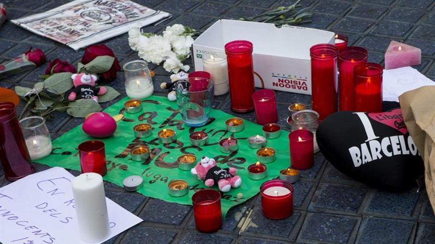 """""""No tengo miedo"""" responden los barceloneses a los ataques terroristas"""