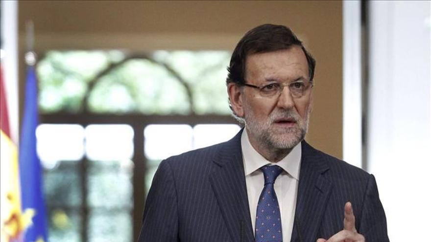 """Rajoy dice que la posición que trasladó a Mas es """"ley sí, pero diálogo también"""""""