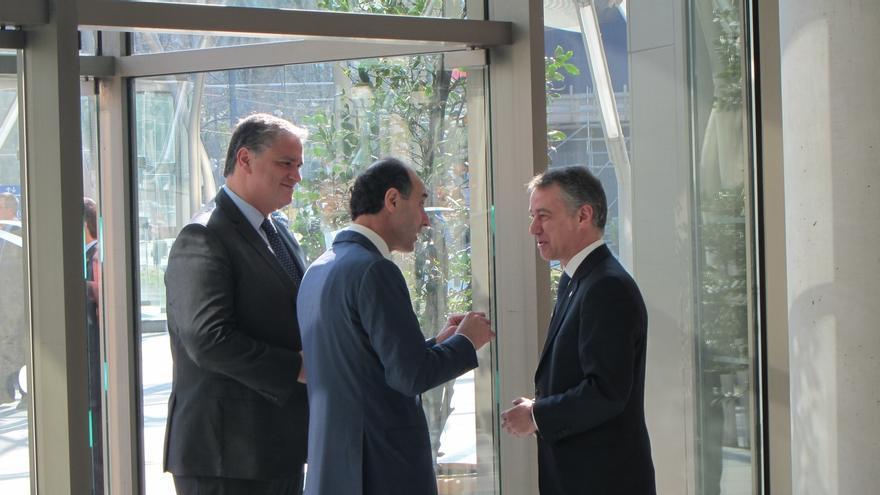 Urkullu anima a los miembros de la Arco Atlántico a plantear proyectos de inversión elegibles por el Plan Juncker