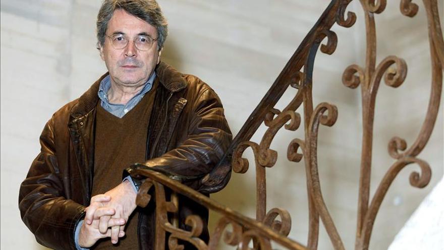"""Andrés Trapiello sitúa a Iglesias y Mas """"en los dos extremos del mismo arco"""""""