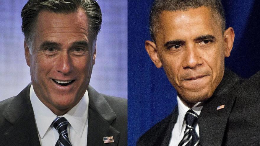 Romney y Obama se dan un respiro a la espera del primer debate del miércoles
