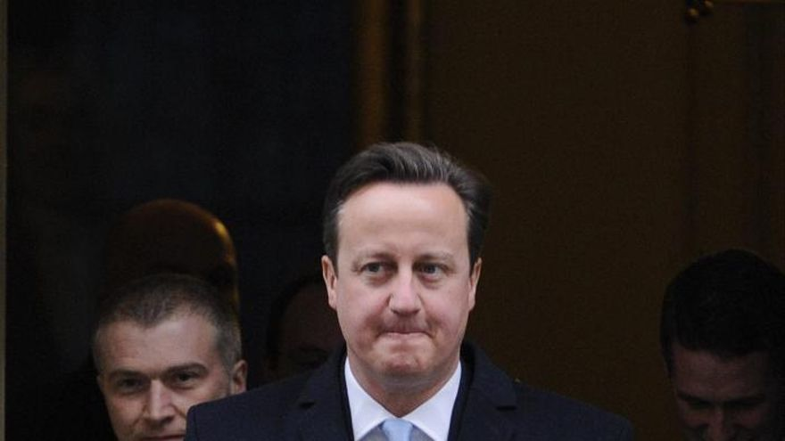 Cameron considerará acoger a algunos de los refugiados sirios más vulnerables
