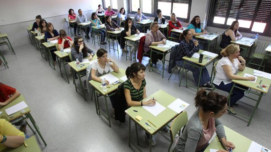 Resultado de imaxes para profesores interinos