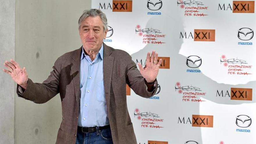 Robert De Niro planea construir un hotel de lujo en Londres