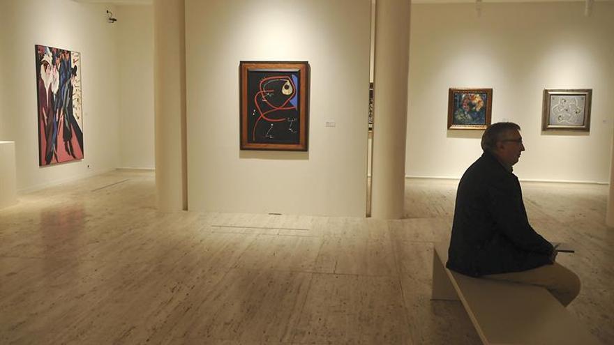 Colección de Arte Abanca rememora vanguardias del siglo XX en Museo de León