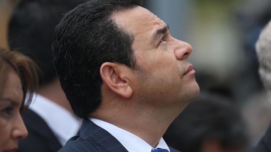 La Presidencia de Guatemala confía que el nuevo desafuero a Morales no prospere