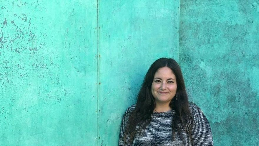 Laura Fuentes Vega, secretaria de Comunicación de Podemos en Canarias
