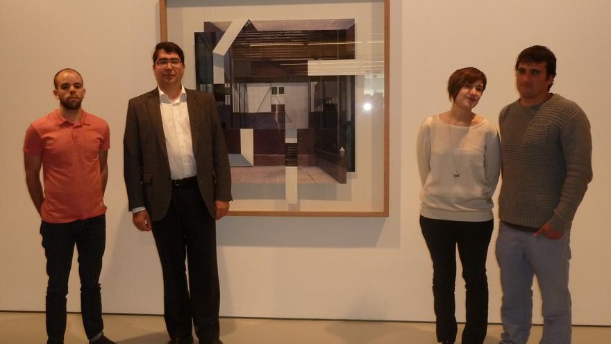 Patrik Grijalvo, Amaia Gracia Azqueta y José David Romero Martín, galardonados en la XXI edición de Ertibil Bizkaia