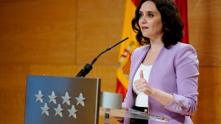 Madrid solicita al Gobierno central autorización urgente para destinar 2.000 millones a combatir la pandemia