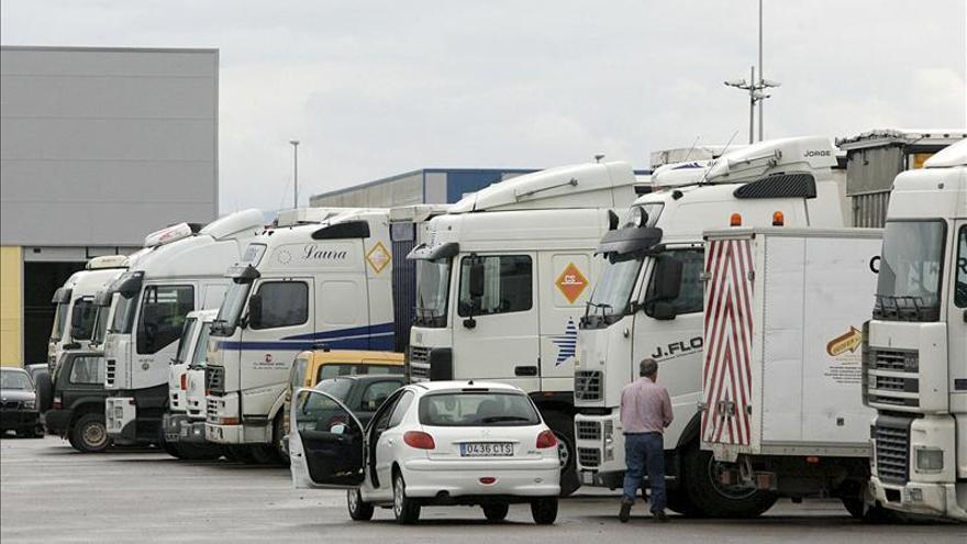 El mercado español de vehículos industriales sube un 52,9 por ciento en marzo