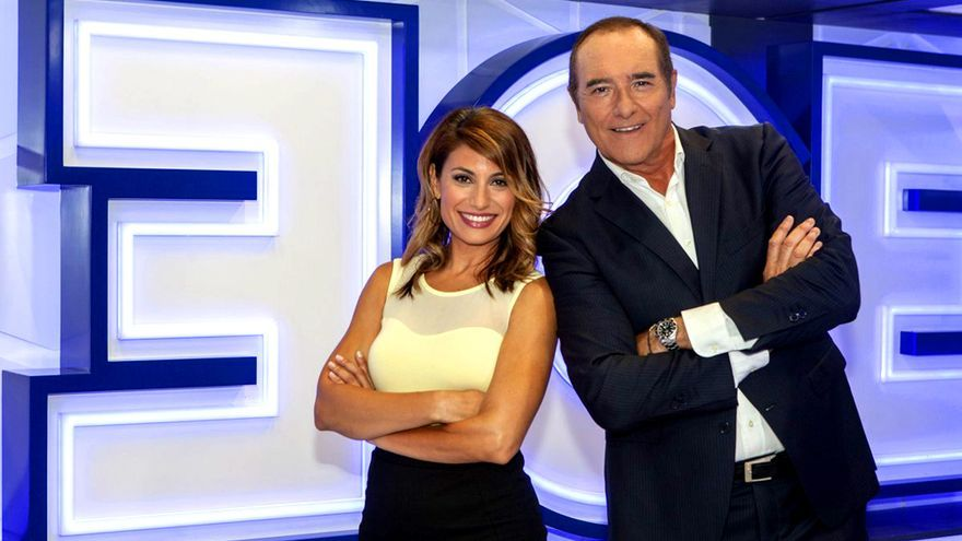 Susana Ollero y Antonio Jiménez, presentadores de 'El Cascabel'